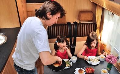 Rodina, ktorá v roku 2017 nechce na potraviny minúť ani jediné euro. Nezvyčajnú výzvu spustila synova celiakia