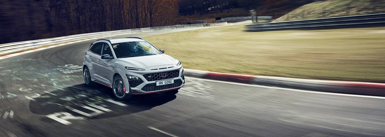 Rodina modelov Hyundai sa rozrastá o 280-koňovú Konu N, ktorá má nakoniec len predný pohon