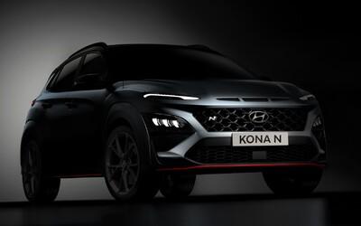Rodina ostrých modelov N sa začína rozrastať. Hyundai odhaľuje Konu N s výkonom 280 koní