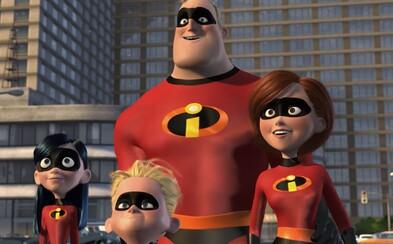 Rodinka úžasných 2 tržbami prekonáva animované rekordy. Milujú ju kritici aj diváci a miliarda dolárov z kín je prakticky istá (Box office)