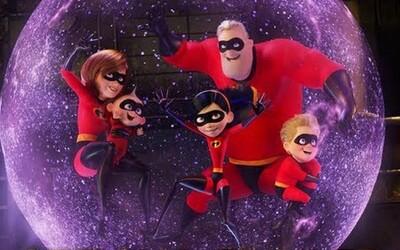Rodinka úžasných 2 zarobila v kinách už miliardu dolárov!