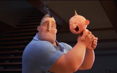 Rodinka úžasných sa vracia! Sledujte vtipný trailer túžobne očakávanej Pixarovky, v ktorej vám svoje schopnosti predvedie malý Jack Jack