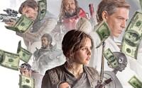 Rogue One na čele s Darthom Vaderom dokázalo v kinách zarobiť miliardu dolárov a stáva sa tak 28. filmom, ktorému sa to podarilo