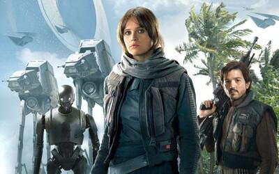 Rogue One za prvý víkend zarobilo takmer 300 miliónov, po Epizóde VII má najvyšší decembrový opening v histórií