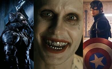 Rok 2016 v znamení veľkolepých komiksových filmov a superhrdinských súbojov