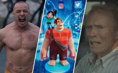 Rok 2019 začne v kinách s oscarovými kandidátmi, očakávanými rozprávkami a mrazivými thrillermi