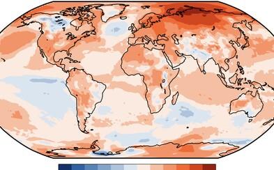 Rok 2020 byl v Evropě rekordně teplý. Průměrná teplota se oproti loňsku zvýšila až o 0,4 °C