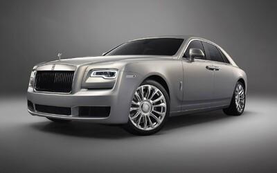 Rolls Royce se limitovanou edicí Silver Ghost Collection vrací do minulého století. K dispozici je pouze 35 kusů