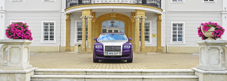 Rolls-Royce Ghost: Vstupenka do té nejvyšší společnosti (Test)