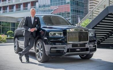 Rolls-Royce hlásí rekordní rok. Ultraluxusním vozidlům se extrémně daří i v Česku a na Slovensku