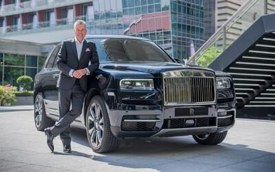 Rolls-Royce hlási rekordný rok. Ultraluxusným vozidlám sa extrémne darí aj na Slovensku a v Česku