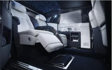 Rolls-Royce Phantom Limelight: 25-kusová limitovaná edícia s luxusom ako pre kráľov