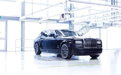 Rolls-Royce ukončil výrobu Phantoma ve velkém stylu, zcela nové měřítko luxusu je však již na cestě