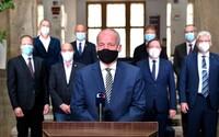 Roman Prymula: Jsem jen člověk, nejsem bezchybný. Prioritou je zajistit nemocniční lůžka a také zlepšit komunikaci s veřejností