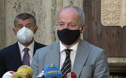 Roman Prymula: Nejsem ministr covidu. Budeme apelovat na školy, aby v pátek vyhlásily ředitelské volno