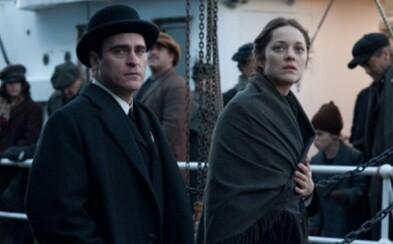 Romantická dráma The Immigrant s Marion Cotillard predstavuje prvý trailer