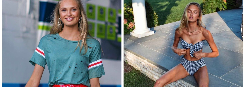 Romee Strijd: Nejstylovější andílek Victoria's Secret, který je nástupcem hříšné Candice Swanepoel