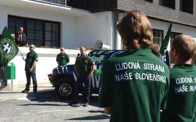 Rómovia v Ružomberku chceli prísť na míting kotlebovcov, polícia ich však nepustila. Hovoria o diskriminácii