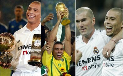 Ronaldo - postrach brankárov, ktorý je mnohými považovaný za najlepšieho a najkomplexnejšieho útočníka histórie