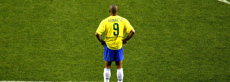 Ronaldo – postrach brankářů, který je mnohými považován za nejlepšího a nejkomplexnějšího útočníka historie