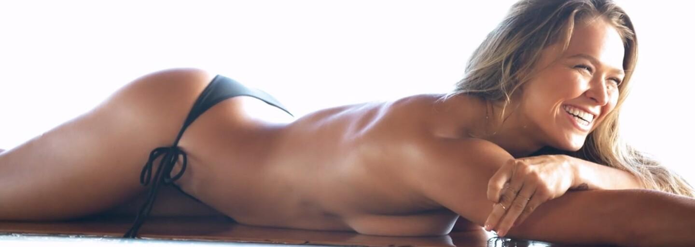 Ronda Rousey darovala svůj šampionský pás brazilské judo škole. Chtěla, aby zůstal s lidmi země