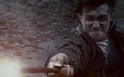 Rowlingová zverejní 11 nových príbehov Harryho Pottera