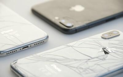 Rozbil si zadné sklo na iPhone? Na jeho výmene môžeš ušetriť stovky eur