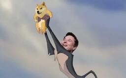 Rozhodni v anketě Elona Muska, zda má Tesla přijímat kryptoměnu doge. Miliardář se nevzdává ani po tvrdém propadu ceny