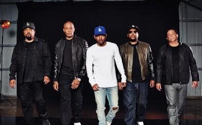 Rozhovor, aký sa vidí málokedy. Kendrick Lamar vyspovedal 4 členov legendárnej skupiny N.W.A