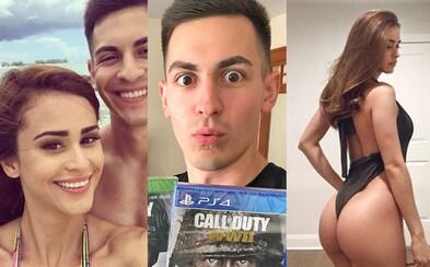 Rozišiel sa s najkrajšou rosničkou, aby vyhral turnaj v Call of Duty. Vypadol z neho príliš ďaleko pred finále