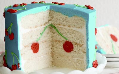 Rozkošné torty s prekvapením vo vnútri