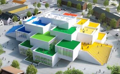 Rozľahlý LEGO domček otvoria už tento jún. Zaujímavá atrakcia sa nachádza pri Kodani