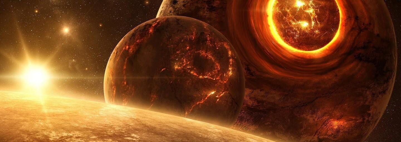 Rozmerná čierna plocha ukrývajúca záhadnú oblasť vesmíru či teleso letiace naprieč vesmírom s divnými krídlami. Čo všetko obsahuje Google Sky?