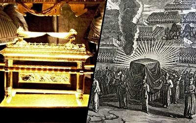 Rozoberanie záhad: Archa zmluvy možno existuje. Ukrýva sa v útrobách chrámu alebo v temnej jaskyni?