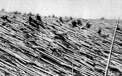 Rozoberanie záhad: Tunguská udalosť ako ničivá katastrofa s veľkými dôsledkami v ruskej Sibíri