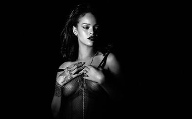 Rozpálená Rihanna chce jen jedno a klip Kiss It Better tak odhaluje více, než se čekalo
