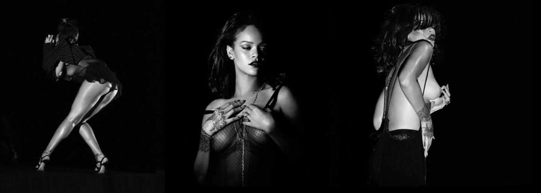 Rozpálená Rihanna chce len jedno a klip Kiss It Better tak odhaľuje viac, ako sa čakalo