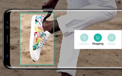 Rozpozná objekty naokolo a svojmu používateľovi uľahčí život. Čo dokáže inteligentný asistent Bixby z Galaxy S8?