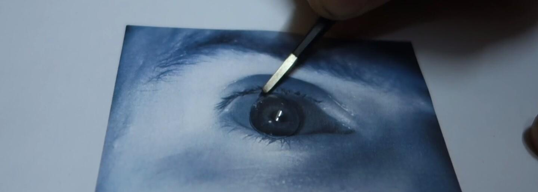 Rozpoznávanie očí v Galaxy S8 je možné oklamať. Stačí vám digitálny fotoaparát, kontaktné šošovky a tlačiareň