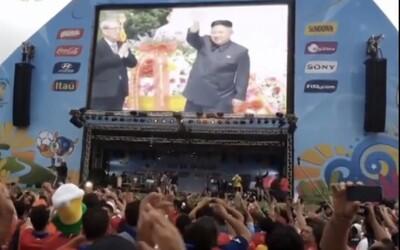 Rozprávka o postupe Severnej Kórey do finále MS vo futbale