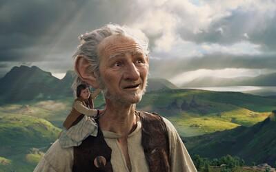Rozprávkové fantasy dobdrodružstvo od Stevena Spielberga sľubuje oveľa viac obrov, než by sa mohlo na prvý pohľad zdať