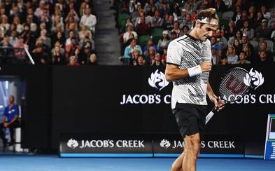 Rozprávkové vyvrcholenie Australian Open! Roger Federer sa po päťsetovej dráme raduje z víťazstva