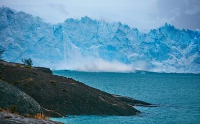 Roztopenie ľadovej pokrývky na severe zachytené na videu. Ešte niekoľko rokov a naše póly už nebudú biele