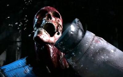 Roztržená těla, proražené lebky a System of a Down jako podkres v launch traileru pro Mortal Kombat X!