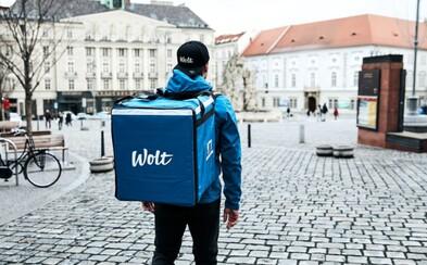 Rozvážková služba Wolt od dnešního dne doručuje jídlo i v Brně