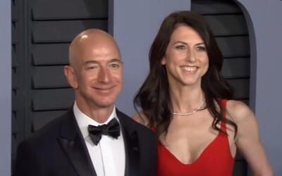 Rozvedla se s nejbohatším mužem světa a na charitu již darovala 1,7 miliardy dolarů. MacKenzie Scott rozdá většinu svého majetku