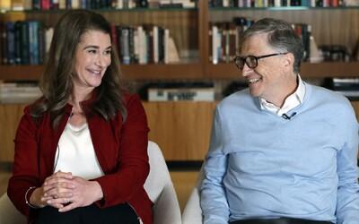 Rozvod Gatesových může přepsat historii. Dělit si budou přibližně 130 miliard dolarů
