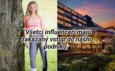 Rozzúrený majiteľ hotela zakázal vstup všetkým youtuberom a influencerom. Ich drzosť a bezohľadnosť by si vraj nikdy nedovolil