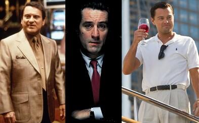 RTVS si pre nás pripravila lahôdky v podobe filmových skvostov režiséra Martina Scorseseho. Máte medzi nimi svojho favorita?