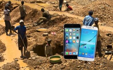 Ruda, ktorá poháňa aj tvoj smartfón. Otrasné podmienky robotníkov v Kongu pripomínajú ťažbu v 19. storočí